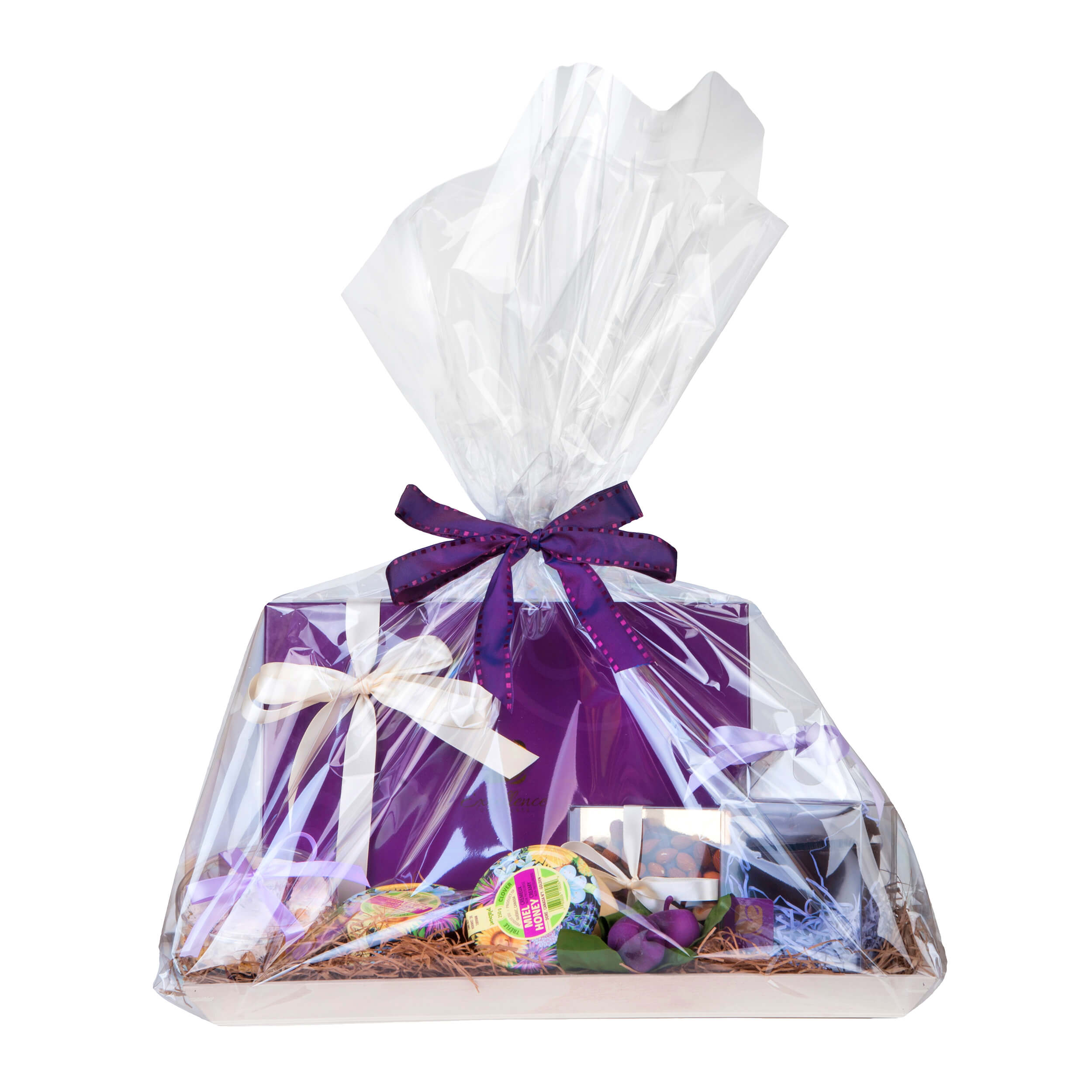 Gourmet Rosh Hashana Basket - Excellence Chocolate